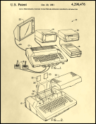 Atari Patent on Parchment