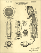Dictaphone Patent on Parchment Report Template