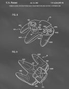 N64 Controller Patent on Blackboard Report Template